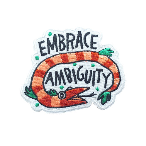 Embrace Ambiguity - patch WS