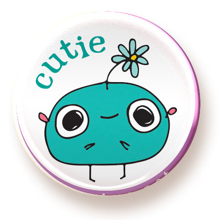 Cutie - magnet