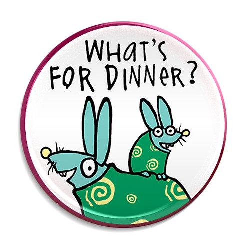 Dinner - magnet