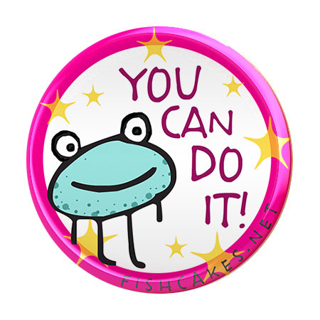 You Can Do It - magnet