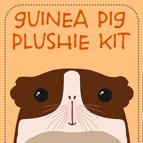 Guinea Pig Plush Kit