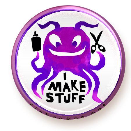 Make Stuff - button