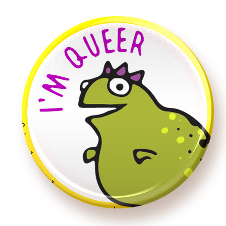 Queer - magnet