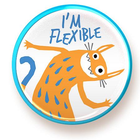 Flexible - magnet