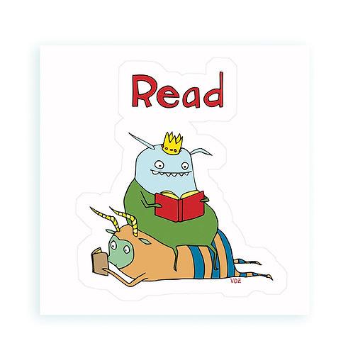 Read - sticker