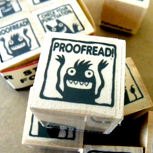 Proofread - stamp