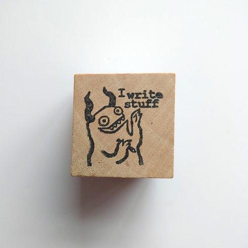 Write Stuff - stamp