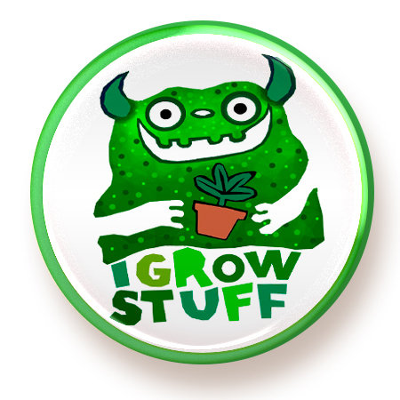 Grow Stuff - button