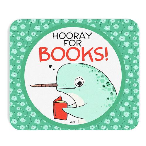 Books! - mousepad WS