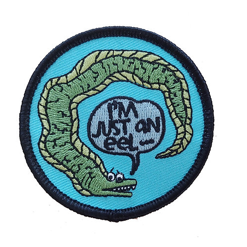 Eel patch - WS