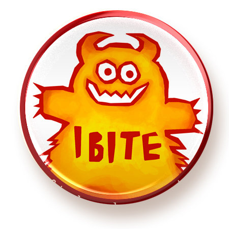 Bite - button