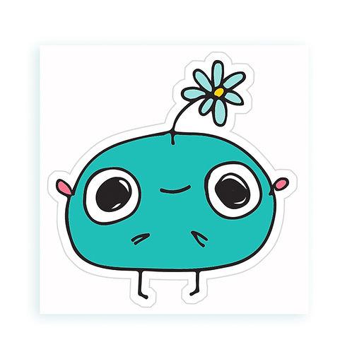 Cutie - sticker