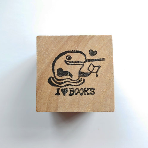 Books - stamp