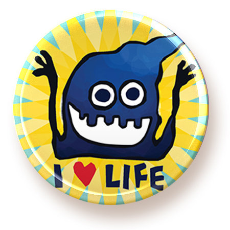 Life - magnet