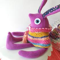 Pinkish Purple Sidekick