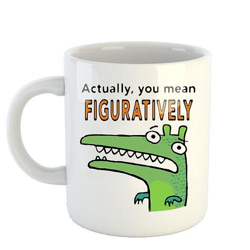 Figuratively