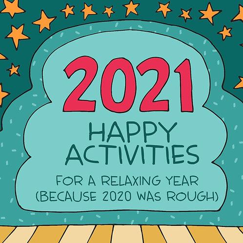 PATRONS PRICE - 2021 Calendar