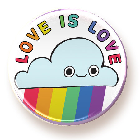 Love is Love - magnet
