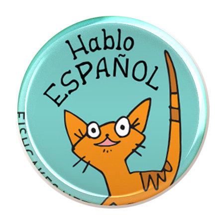 Espanol - magnet