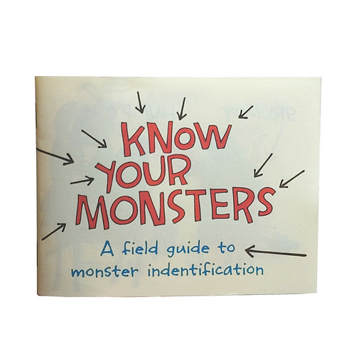 Know Your Monsters