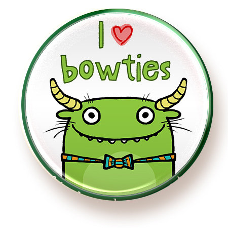 Bowties - magnet
