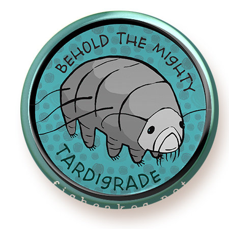 Tardigrade - button