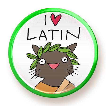 Latin - magnet