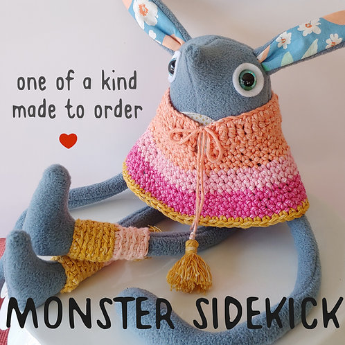 Monster Sidekick