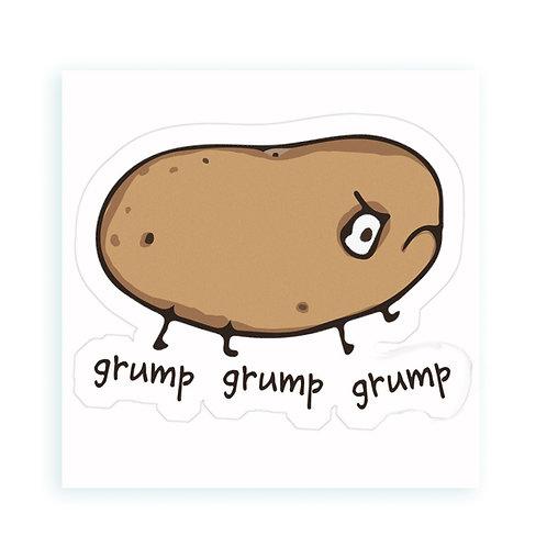 Potato - sticker