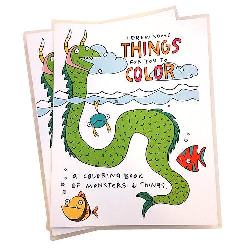 Coloring Book - WS