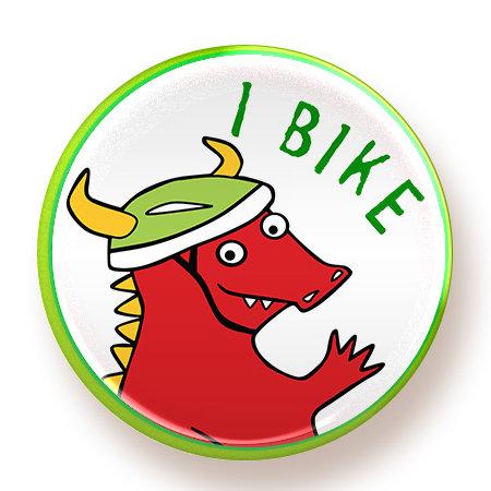 Bike - button