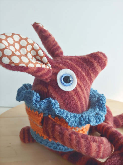 Monster Sidekick ♡ ready to ship!