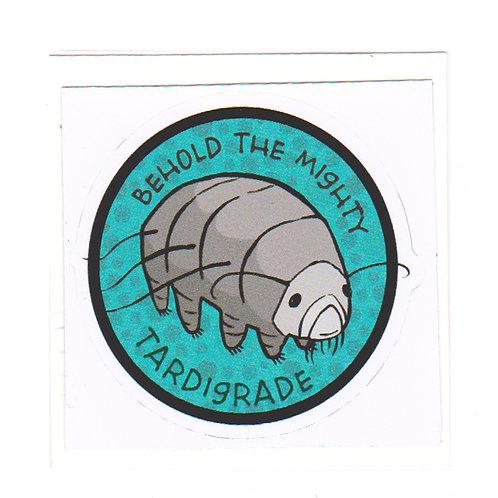 Tardigrade - sticker