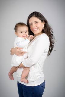 Sesión de fotografías mamá e hija