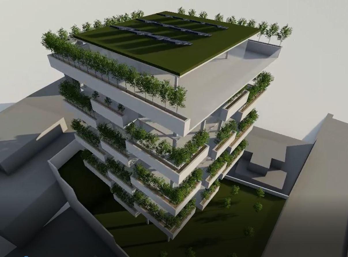 Torre Vegetal