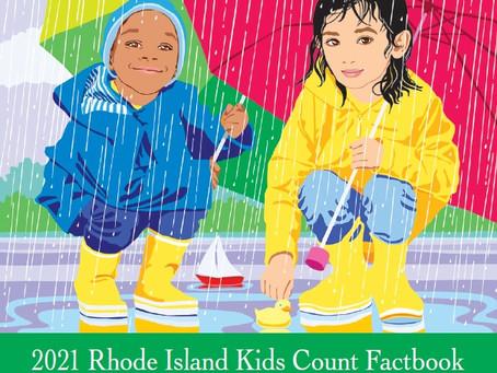 Rhode Island KIDS COUNT Factbook 2021