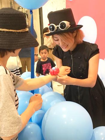 京阪モールサマーイベント