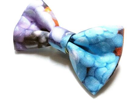 バルーンが蝶ネクタイに生まれ変わった瞬間