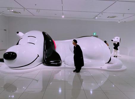 世界一有名な白い犬-スヌーピーミュージアム-