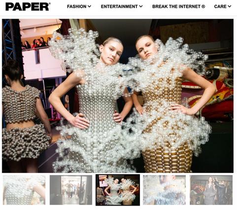 PAPER MAGAZINE (NY) -EMIJINGU-