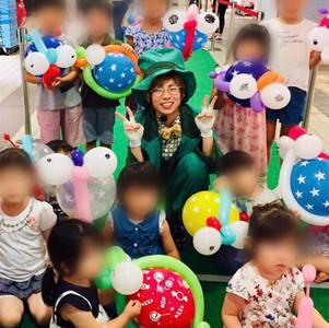 ぷーにゃ(p0p0balloon)