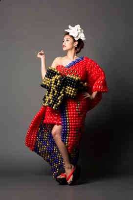 花魁~Modern Kimono~ EMIJINGU
