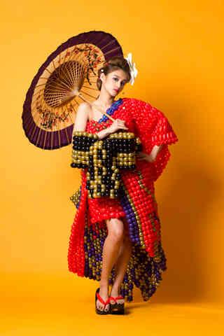 花魁〜Modern Kimono〜EMIJINGU