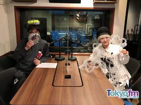 TOKYO FM【松任谷正隆のちょっと変なこと聞いてもいいですか?】出演のお知らせ