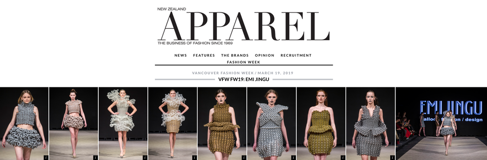 Apparel Magazine(New Zealand)-EMIJINGU-