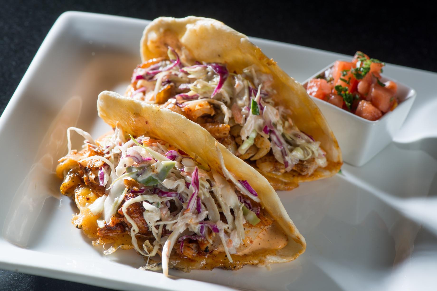 Misto! Fish Tacos