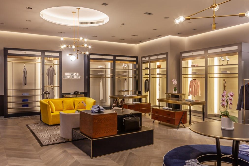 Stefano Tordiglione Design-Brooks Brothers 3