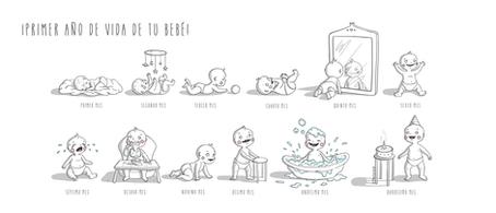ilustraciones-Primer Año de Vida
