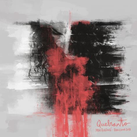 QUEBRANTO-Mixed Media-Collage Digital-Mar Callejon-Mar AlaVirulé