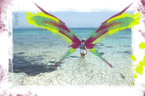 Mixed Media-Collage Digital-Mar Callejon-Mar AlaVirulé